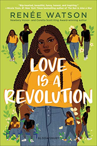 Book Cover: Love Is a Revolution