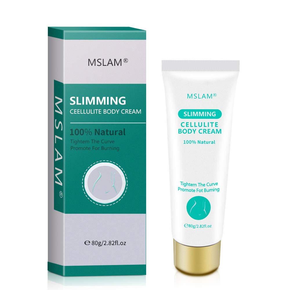 Slimming cream, Body Fat Burning Cream, Weight Loss Creams, Effective Anti Cellulite Fat Burning for Waist, Abdomen and Buttocks
