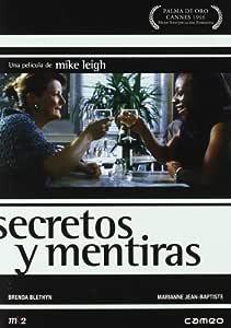 Secretos y mentiras [DVD]: Amazon.es: Brenda Blethyn, Phyllis ...