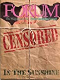 img - for Forum, The Magazine of the Florida Humanities Council, v. XIX, no. 2, Winter 1996/1997 book / textbook / text book