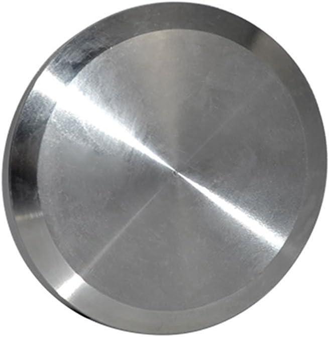 Diameter 51MM 2 SUS SS 316 Sanitary End Cap fits 2 Tri Clamp Ferrule Flange OD 64MM
