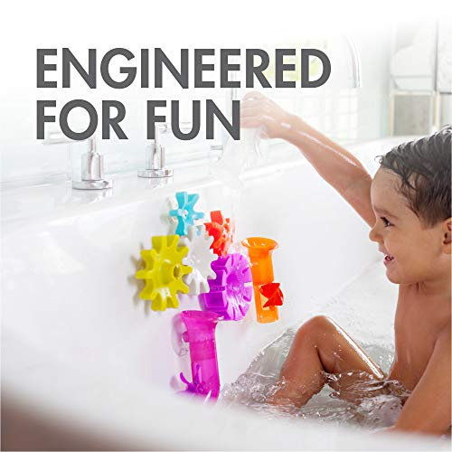 51U5vjvMgWL - Boon Building Bath Toy Bundle with Pipes, Cogs and Tubes, Pack of 13