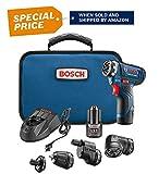 Bosch Power Tools Combo Kit - GSR12V-140FCB22 -...