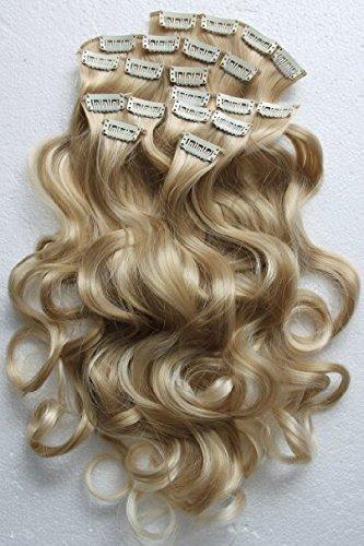 Elegance Hair Extensions (PRETTYSHOP XXL Set 8 pcs 24