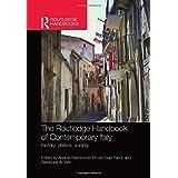 The Routledge Handbook of Contemporary Italy: History, politics, society