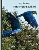 2018 - 2020 Three Year Planner: 2018-2020 Monthly Schedule Organizer ? Agenda Planner for the Next Three Years/36 months calendar ? 8.5 x 11 inches ... (3 year Diary/3 year Calendar/Logbook)