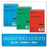 Ampad Efficiency Pocket Notebook, Recycled, 4 X 6