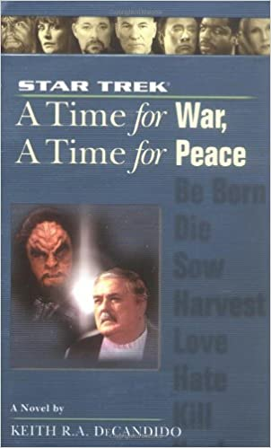 A Time For War And a Time For Peace (Star Trek: The Next Generation)