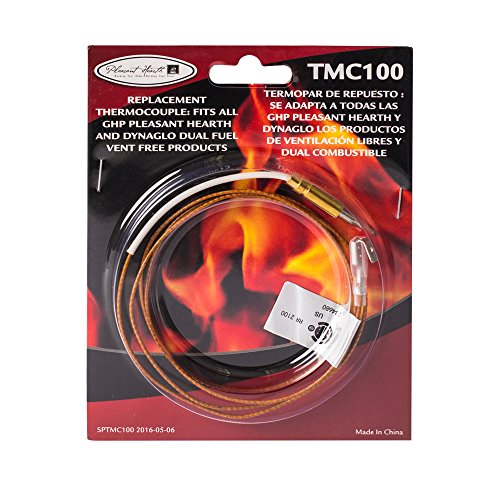 Pleasant Hearth TMC100 replacement thermocouple Vent free ga
