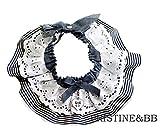 Handmade Marina Blue Pet Necklaces 422 (L)
