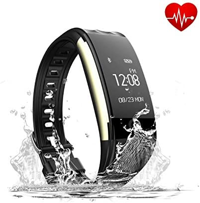 FuriGer Fitness Tracker Watch for iPhone, Activity Tracker Men Women with Heart Rate Sleep Monitor,Step Calorie Counter Pedometer for iPhone Samsung Android Smartphone