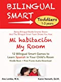 img - for Mi habitaci n / My Room (Bilingual Smart: Toddlers) book / textbook / text book
