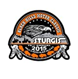eagle feather fan - Super Patch)2015 STURGIS RALLY 75th Anniversary eagle feather BIKER PATCH and Free eBook