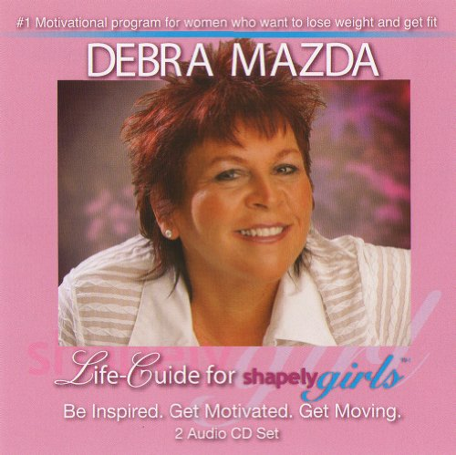Price comparison product image DEBRA MAZDA'S LIFE-GUIDE FOR SHAPELYGIRLS [Audio CD]