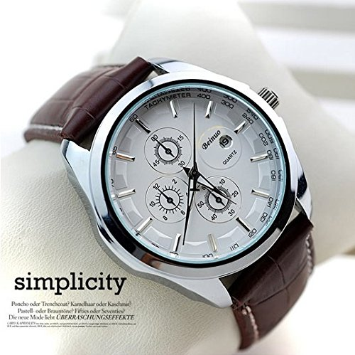 Relojes Hombre Fashion Watches Leather product image