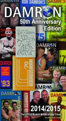 Damron Men's Travel Guide: 50th Edition