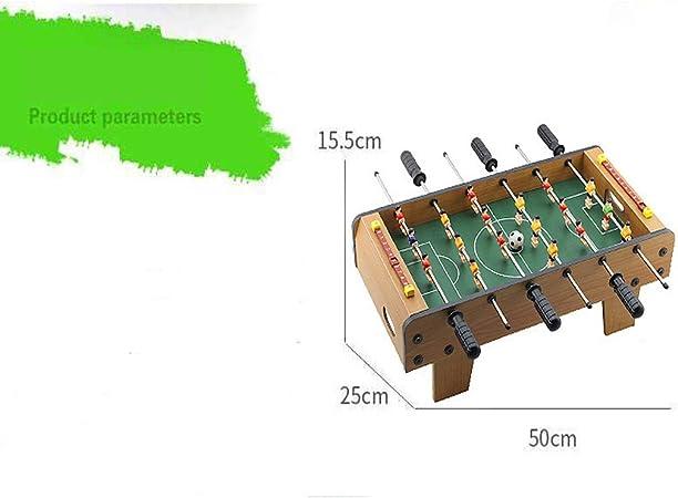 Table soccer Mesa de futbolín de Mesa, Mini Juego de fútbol de ...