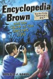 Encyclopedia Brown and the Case of the Secret UFOs, Donald J. Sobol, 0525422102