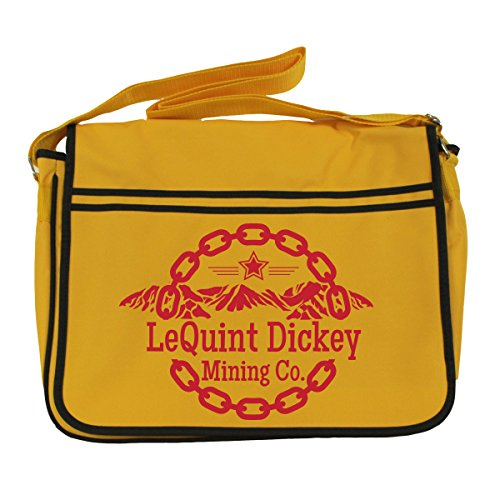 Co Lequint Retro Bag Messenger Mining Dickie Unchained Django Gold wIqxvAX