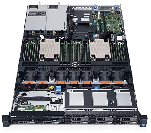 DELL PowerEdge R630 - Servidor (2,2 GHz, E5-2630V4, 16 GB, DDR4-SDRAM, 300 GB, Bastidor (1U)): Dell: Amazon.es: Informática