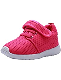 PPXID Boy's Girl's Light Weight Fashion Sneakers Casual Sport Shoes