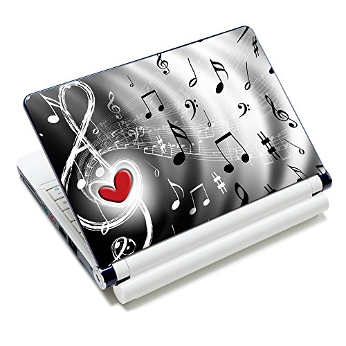 """iColor Laptop Skin Sticker Decal Covers 12"""" 13"""" 13.3"""" 14"""" 15"""