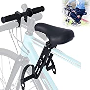 Detachable Mountain Bike Child Seats - Seat Handlebar for Kids - Front Mount Toddler Bicycle Seat, Bicycle Acc