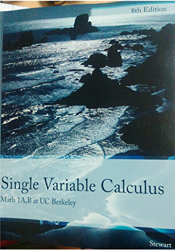 Calculus Early Transcendentals: Math 1 A (W/Out Enh Webass (P