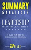 Book cover from Summary & Analysis of Leadership: In Turbulent Times | A Guide to the Book by Doris Kearns Goodwin by ZIP Reads