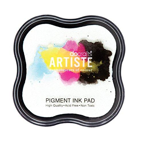 Artiste Pigment Ink Pad, White (Artiste Refill)