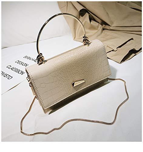 bandoulière beige pour Small Yukun Sac femme femme Fashion 8dSWq0