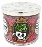 Bath & Body Works Vampire Blood Halloween 2017 Candle 3 Wick 14.5 Ounce