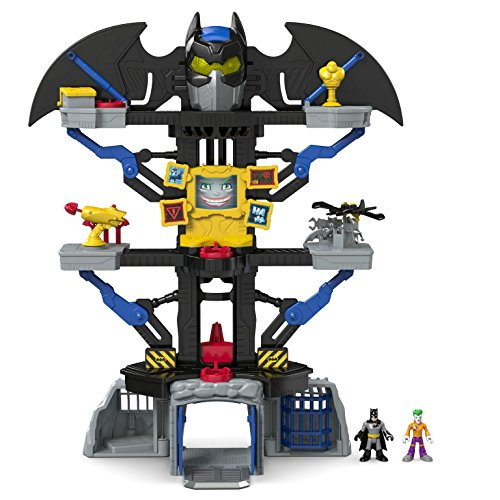 Fisher Price Imaginext Super Friends Batman Gotham Jail