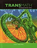 Transmath Developing Number Sense Student Text (Level 1), John Woodward, 1606970402