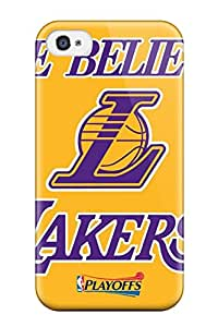 los angeles lakers nba basketball (35) NBA Sports & Colleges colorful iPhone 4/4s cases