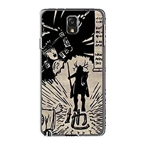 Shockproof Hard Phone Cover For Samsung Galaxy Note3 With Provide Private Custom Colorful Three Days Grace Skin AaronBlanchette WANGJING JINDA
