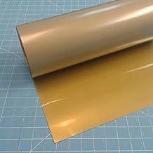 "Siser Easyweed Gold 15"" x 3' Iron on Heat Transfer Vinyl Roll"