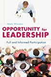 Opportunity for Leadership, , 159158387X