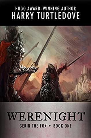 book cover of Werenight