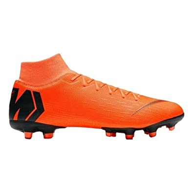NIKE Superfly VI Academy FG Men's Soccer Firm Ground Cleats (6.5 D(M)