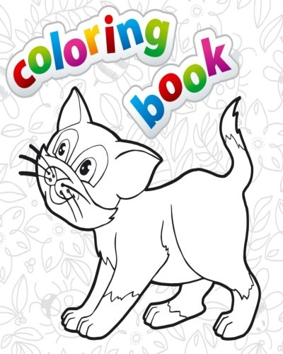 - Kitten Coloring Book: Gover, Melanie S: 9781541068629: Amazon.com: Books