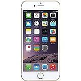 Apple iPhone 6 GSM Unlocked, 16 GB - Gold (Certified Refurbished)