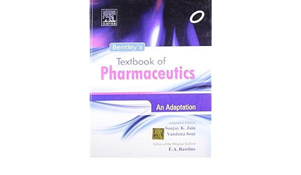 Bentleys Textbook of Pharmaceutics - E-Book