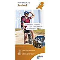 Radwanderkarte 16 Zeeland 1:50 000 (ANWB fietskaart (16))
