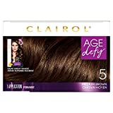Clairol Age Defy Permanent Hair Color, 5 Medium