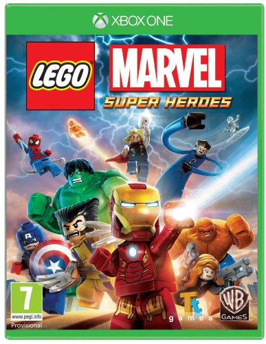 Lego Marvel Super Heroes (Best 4 Player Wii Games)