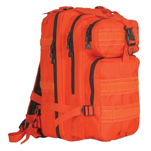 Ultimate Arms Gear Safety Orange Medium Transport Pack Backpack by Ultimate Arms Gear