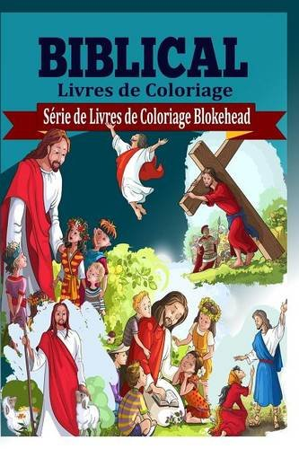 Biblical Livres de Coloriage  [Blokehead, le] (Tapa Blanda)
