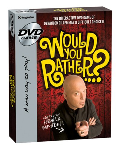 Would You Rather DVD Game ()