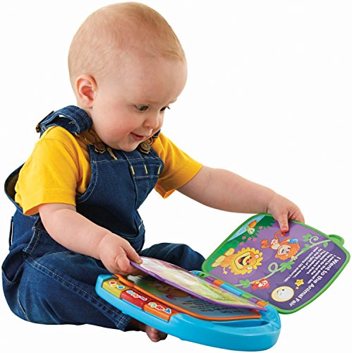 51U696Nb1fL - Fisher-Price Laugh & Learn Storybook Rhymes Book